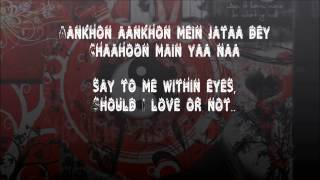Aashiqui 2   Chahun Mein Ya Na Lyrics and English Translation