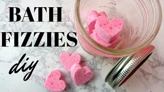 diy organic bath bombs