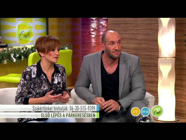 Ez a sikeres párválasztás titka! - 2015.12.09. - tv2.hu/fem3cafe