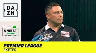 Price gegen Exeter, Anderson gegen den Challenger: Premier League of Darts | DAZN Highlights