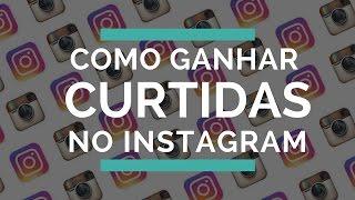 SAIU! Melhor aplicativo para ganhar LIKES/SEGUIDORES no Instagram