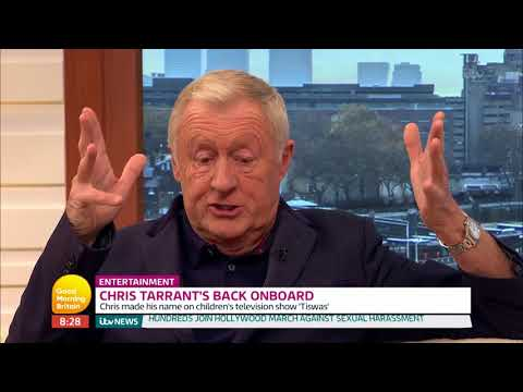 Chris Tarrant's Back Onboard | Good Morning Britain
