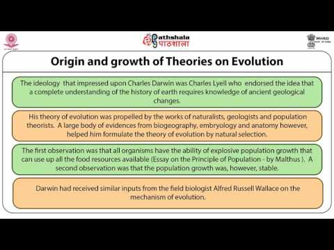 Definition and Scope of Population Genetics (ANT)