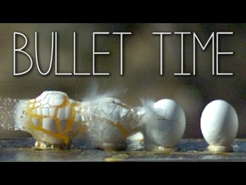 Bullet Time (39,000FPS Slow Motion)