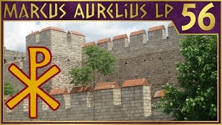 Total War: Attila - Eastern Roman Empire & History - Ep. 56 (Attack of the Marcomanni)