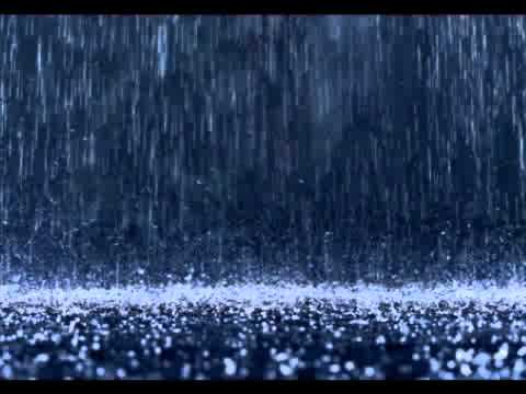 Rain with thunder - Relaxation and purification - Soothing (12min)