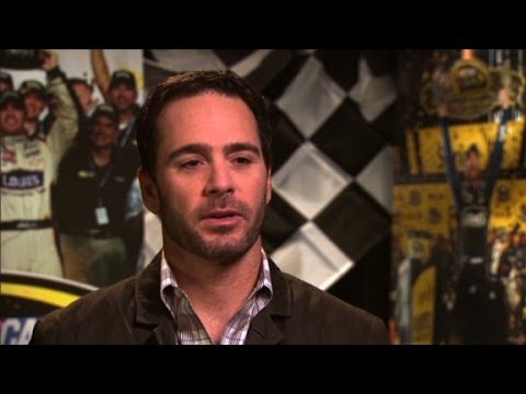 Jimmie Johnson: Behind the Wheel