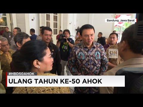 Selamat Ulang Tahun Gubernur DKI Jakarta Ahok