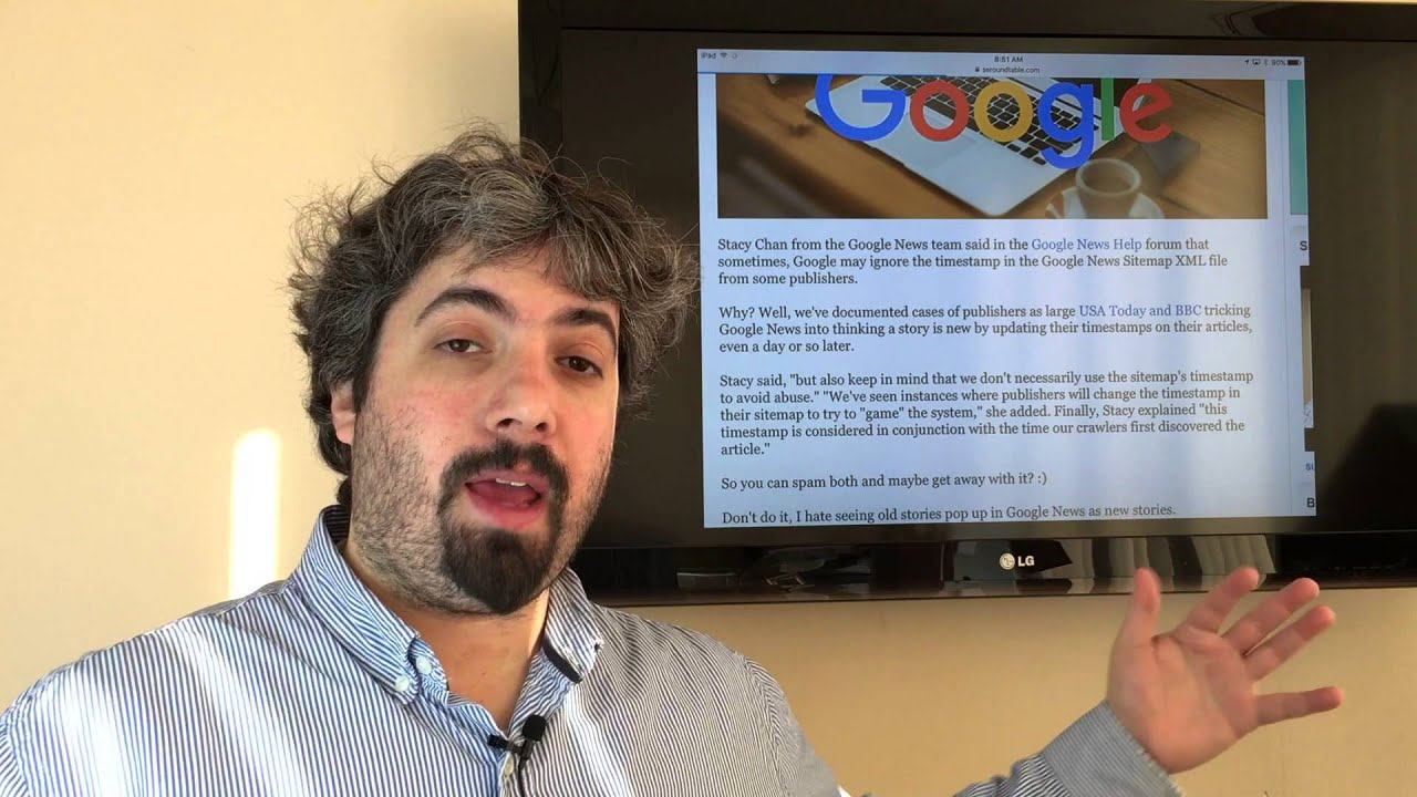 Google Core Algorithm, SEO Tracking & Google Cares