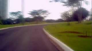 Uma voltinha de bike pelo Parque das Naçoes Indígenas em Campo Grande