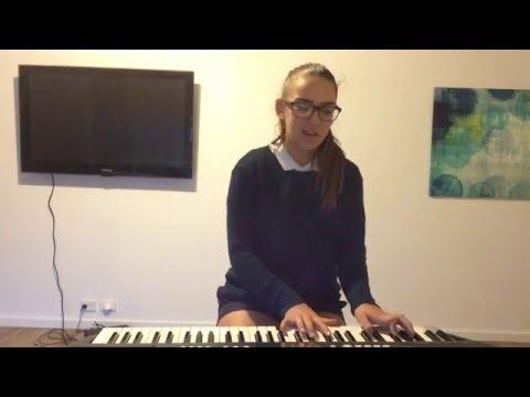 Talk Me Down (Troye Sivan Cover)   Hannah Nicole