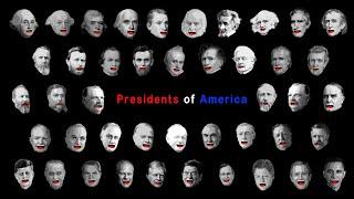 Presidents Song/us Presidents For Kids