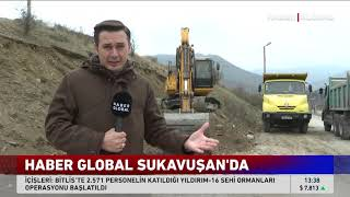 Haber Global Sukavuşan'da