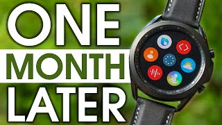GALAXY WATCH 3 (Biggest Frustrations & Best Features after 1 Month of Daily Use)