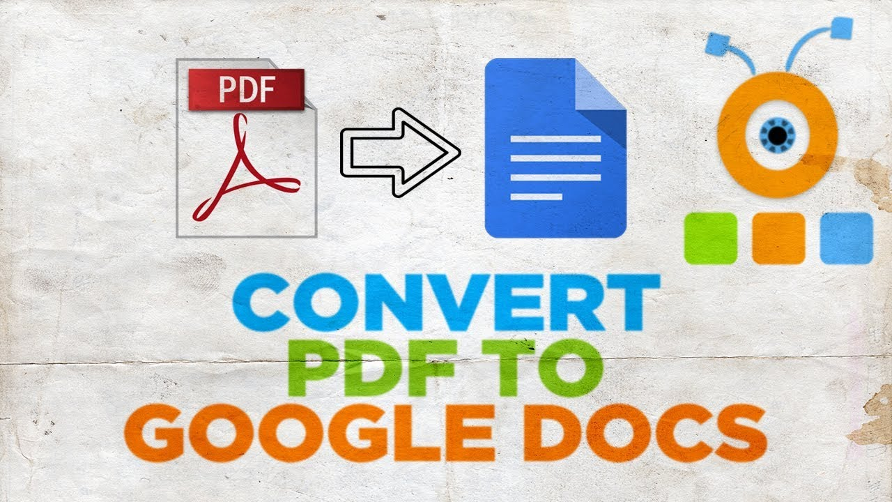 google doc translate pdf