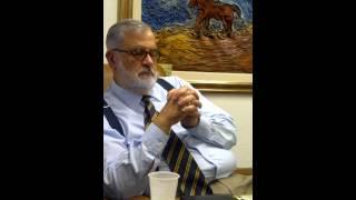 ENTREVISTA DEL LIC. ROSSAINZZ ESTRADA AL DR. JOSE LUIS SOBERANES