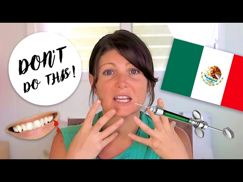 DENTAL HORROR STORY in Mexico + My Current Oral Hygiene Routine