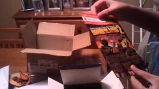 Deluxe Vault Hunters Borderlands 2 Collectors Edition - Unboxing