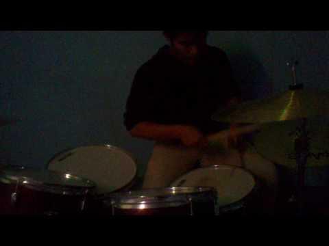 kugiran sepupu sepapat (drum solo).MP4