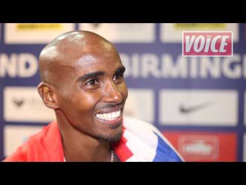 Mo Farah looks foward after last ever indoor race