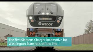 Siemens Amtrak Charger