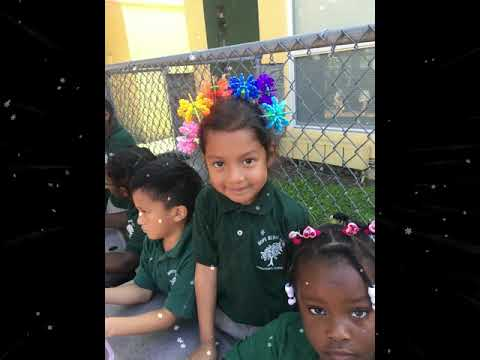 Kindergarten Assembly Hope Rural School 2019