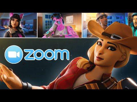 Crashing Random Online ZOOM Classes (fortnite)