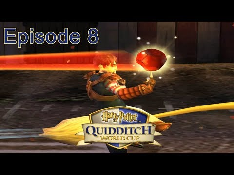 "Harry Potter: The Quidditch World Cup (Blind) - Episode 8 ""The USA Homeland."""
