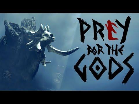 Взберитесь на гигантских боссов в Praey for the Gods