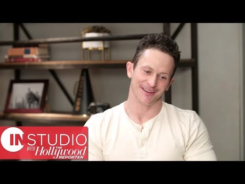 'Westworld' Star Jonathan Tucker On Working With Ed Harris  In Studio With THR