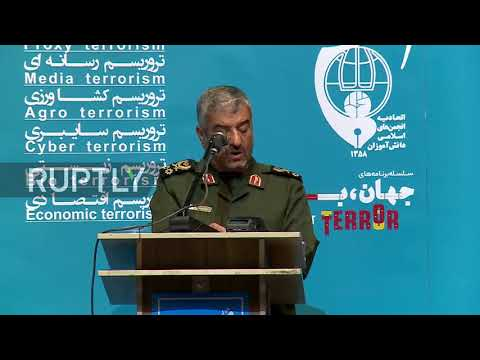 Iran: Revolutionary Guard chief warns US sanctions will incr