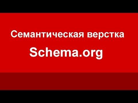 Семантическая разметка Schema.org