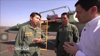 Lao People's Liberation Army Air Force (LPLAAF) ລວມພາບຂອງ YAK-130 ....