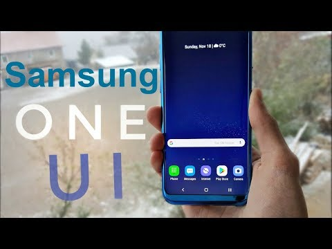 ТЕМА One UI Android 9 НА ВСЕ SAMSUNG 🔥 ОГОНЬ ПРОСТО