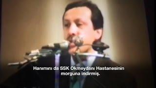 Cumhurbaşkanı Erdoğan'ın 24 yıl önce anlattığı tüyleri diken diken eden olay!