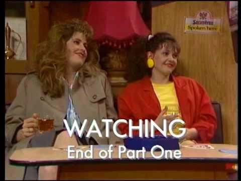 """Watching Series 1 Episode 1 """"Meeting""""."""