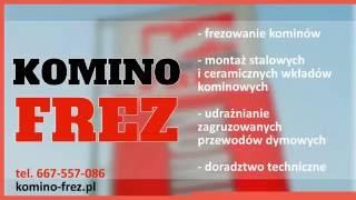 Poznaj KOMINO-FREZ.pl