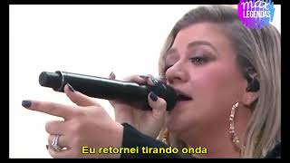 Kelly Clarkson Stronger What Doesn T Kill You Tradução Legendado