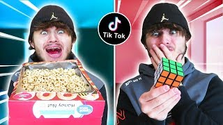 I TESTED VIRAL TIK TOK LIFE HACKS.. **they actually worked**