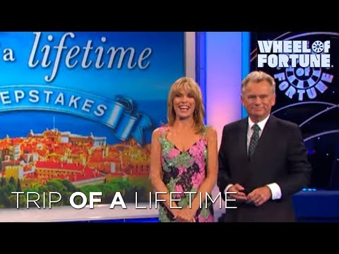 Wheel of Fortune: Trip of a Lifetime Sweepstakes