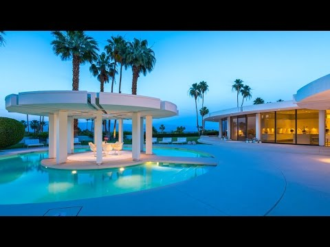 Desert Landscapes and Sunrises Luxury Home - Palm Springs, California