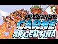 PROBANDO CARNE ARGENTINA | Gastroreview