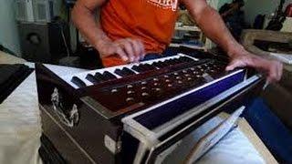 Raag Yaman (Part - 1) | Solo Harmonium by Master Nishad | Sangeet Pravah World