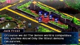 Shin Megami Tensei Devil Survivor 2 Record Breaker Triangulum THURSDAY Battle #1 [APOCALYPSE]