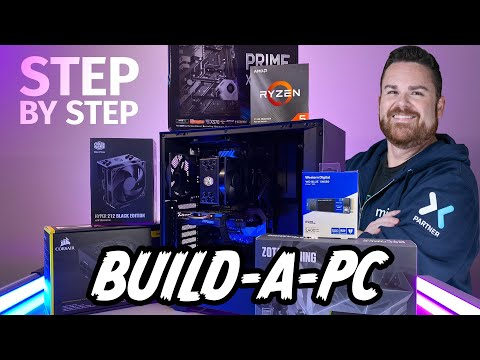 how to build computer