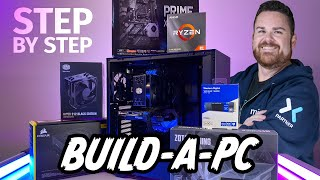 How to Build a PC! Step-by-step (2020 Edition)