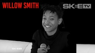 Willow Smith Talks Forthcoming Album, Not Believing in Labels, Punk Bands, and More with DJ SKEE