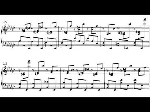 Alexander Scriabin - Piano Sonata in E flat minor