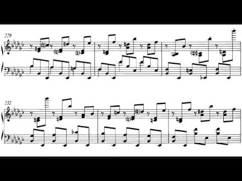 Alexander Scriabin - Piano Sonata in E flat minor