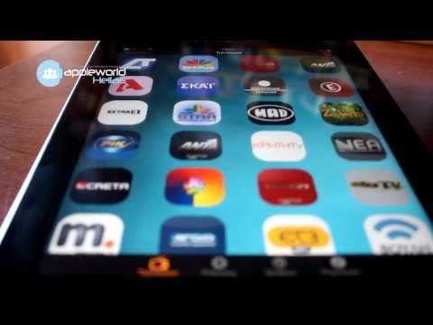 Greek Live TV (version 2.0)
